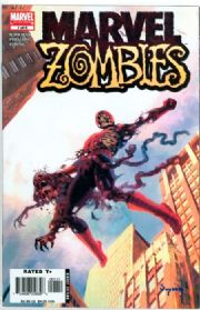 Marvel Zombies #1 First Print (2005) Robert Kirkman Arthur Suydam Marvel comic book